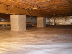 Greenwood, IN | Crawlspace Waterproofing| Everdry Indiana