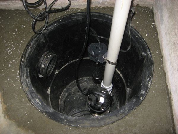 Sump Pit Waterproofing : Do you have a sump pump battery backup in indianapolis